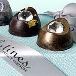 Съедобные алмазы в конфетах Chocouture