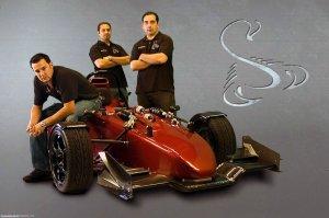 Scorpion P6 - автомобиль или мотоцикл?