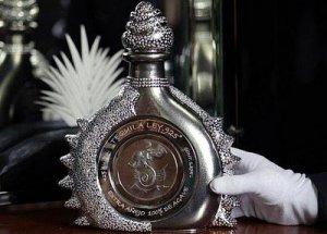 Самая дорогая бутылка текилы в мире