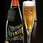 Пиво Infinium может заменить шампанское