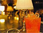 Праздничный коктейль - Del Posto's Carpano