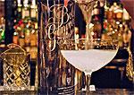 Праздничный коктейль - Del Posto's New Amsterdam