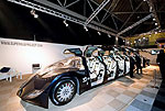 15-метровый роскошный супер-автобус стоит 13 миллионов евро