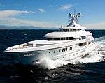 Путешествие на яхте за $600.000