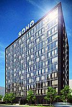 Soho Lisgar - роскошные квартиры в Онтарио