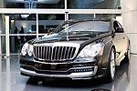 Maybach Cruiserio - красота от тюнинг-ателье Xenatec