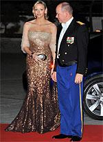Свадебное платье для невесты князя Монако заказали у Армани