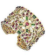 Коллекция в византийском стиле от Chanel