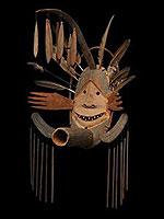 Ритуальные маски проданы за рекордную сумму