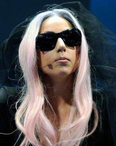«Кровавый» парфюм от Леди Гага