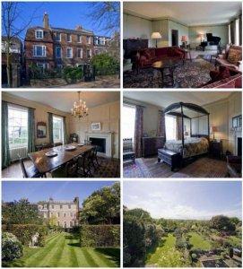 Кейт Мосс стала владельцем особняка за $16.000.000