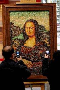 Самая дорогая копия «Моны Лизы» стоит более $135.000.000