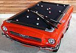 Гибрид бильярдного стола и модного автомобиля стоит почти $30 000