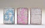 Тысячи кристаллов Swarovski потратила фирма Crystograph для коллекционных зажигалок Zippo