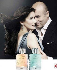 Супруги Крутые представили новый бренд ароматов Opus: мужского и женского