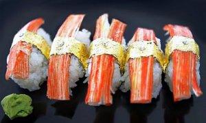 Самые дорогие в мире суши