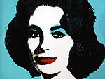 Почти $27.000.000 заплатили за портрет Элизабет Тэйлор