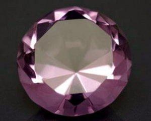Огромный пурпурно-розовый бриллиант хотели продать за $15.000.000…