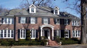 Дом, где снимали семейную комедию «Один дома» - продается