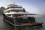 Американская супер-яхта Cakewalk пополнила плеяду «самых-самых»