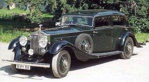 Последний «авторский» «Rolls Royce» был продан с аукциона