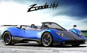 «Zonda HH» - суперкар в одном экземпляре