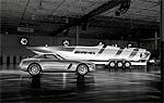 Автомобиль Mercedes AMG + катер Cigarette = 117 узлов!