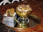 Самое дорогое в мире «Королевское мороженое» готовится просто.