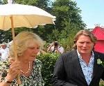 Жене принца Чарльза понравился очень дорогой салат из «Голого сада»