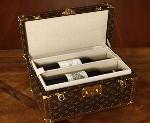 Уникальная «дорожная сумка» для элитного вина от Louis Vuitton.