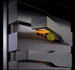 Porsche делает эксклюзивные холодильники для шампанского