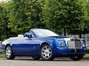 Уникальному автомобилю «Rolls-Royce» трудно сейчас назначить цену.