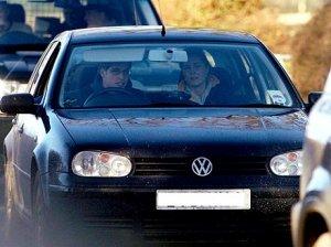 Продают машину, на которой Кейт Миддлтон ездила на свидание к принцу Уильяму.
