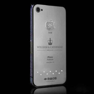 Коллекция роскошных телефонов в честь Королевской свадьбы стоит $3 330 000