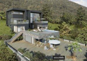 Чтобы построить самый дорогой в мире дом, нужны: метеориты, кости динозавров и 200 тонн золота и платины!