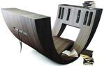 «Кресло-ковчег» для чтения книг и медитации за $41 500