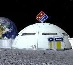 «Лунный» проект Domino's Pizza будет стоить $22 000 000 000