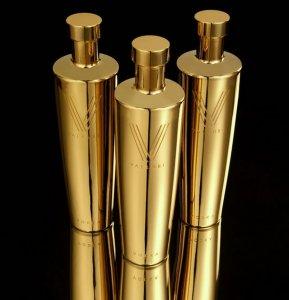 «Золотая водка» от компании Vallure