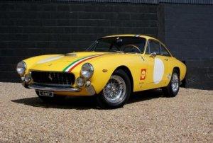 «Ferrari 250 GTO Gold» – золотая копия знаменитого авто – за $500 000
