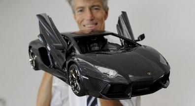 Модель Lamborghini Aventador стоит в 13 дороже оригинала