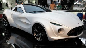 «Новичок» из Бразилии - потрясающий суперкар «Rossin-Bertin Vorax» – стоит как два «Ferrari 458 Italia»