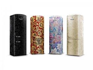 Тенденции для любителей стиля: хищные холодильники от Rosnlew