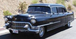 Черный кадиллак Элвиса Пресли выставляется на аукцион