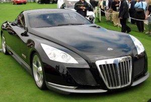 Самый большой в мире спорткар Maybach Exelero был продан за $8.000.000