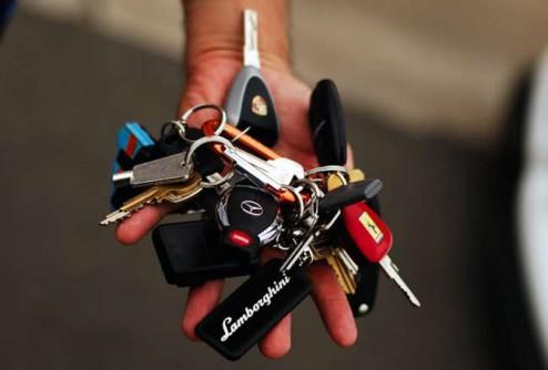 Топ-5: Самые роскошные ключи зажигания