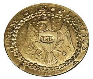 Золотой доллар продан за $7.400.000