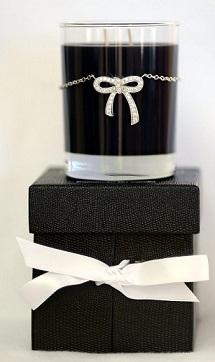 Драгоценная свечка – роскошное праздничное украшение  для дома