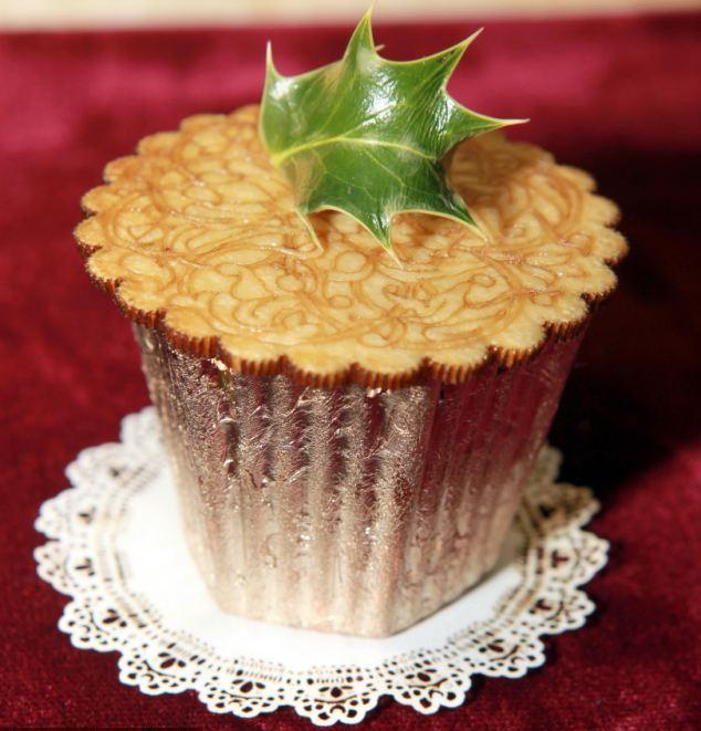 Самый дорогой рождественский кекс съел маленький мальчик