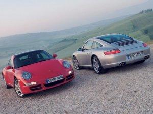 Porsche со стеклянной крышей – связь с окружающим миром