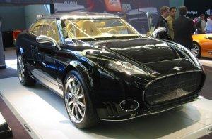 Самый дорогой в мире кроссовер «Spyker» купили за 300 000 евро
